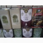 Оливковое масло. 5л.3л.1л