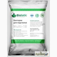 Бактерии для подстилки животных Biolatic Multi-18