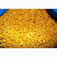 Замороженная кукуруза зерно