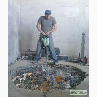 Демонтажные работы Киев Резка бетона. Снос строений