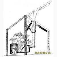 Автомат для проветривания теплиц