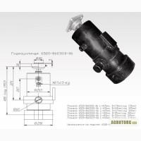 Гидроцилиндр подъема кузова КАМАЗ 6520-8603010-06