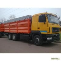 Самосвал-зерновоз МАЗ-6501А8-325