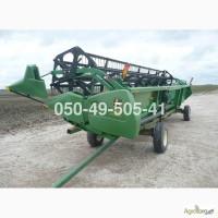Зерновая жатка Джон Дир John Deere HydraFlex 630F б/у 9, 1 метров