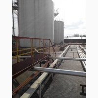 Ремонт оборудования и сооружений нефтебаз и складов гсм
