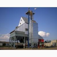 Шахтная зерносушилка с теплообменником, семенная зерносушилка, сушка для семян