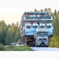 Перевозка емкостей цистерн бочек резервуаров котлов тепловоза крана вагонов катка Украина