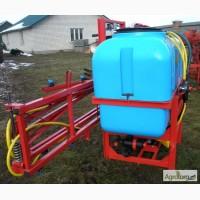 Опрыскиватели навесные емкостью от 200 до 1000 литров