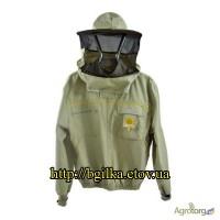 Куртка пчеловода с замком Premium Line