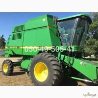 2990 м.ч. Комбайн Джон Дир John Deere 9500 купити ціна з жаткою 925F