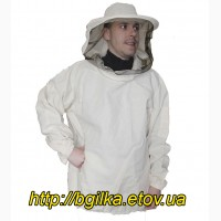 Куртка пчеловода Классика Лен