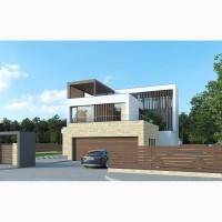 Архітектурні проекти, дизайн інтер#039;єрів, індивідуальні житлові будинки, офісні центри