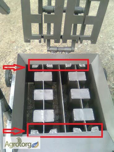"""Фото к объявлению: купить Вибростанок для изготовления шлакоблоков """"НВС-2"""" - Agrotorg"""