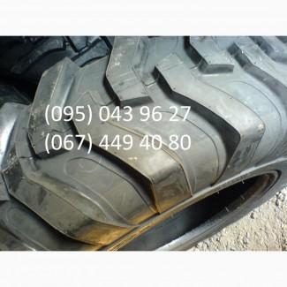 Шина 16.9-24 колеса 420/85-24 на JCB 3CX