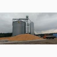 Поточная зерновая сушилка Арай   Энергосберегающая зерносушилка для кукурузы - цена