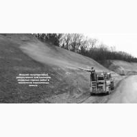 Технология рекультивации земель сапропелевым жидким газоном