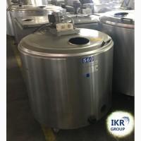 Холодильник для молока Б / У ALFA LAVAL 400 відкритого типу об#039;ємом 400 літрів