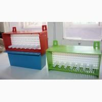 Пыльцесборники (пилкозбірники) АПИС+ с фиксатором решетки