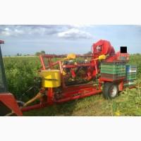Смородинa - Для уборки смородины AREK 3 / смородиновий комбайн / и Оприскувач садовий