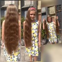 Продать волосы в Днепре лучше всего нам. Купим Ваши волосы от 35 см по высокой цене