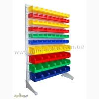 Складские стеллажи для пластиковой тары