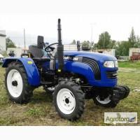 Мини-трактор Foton/Lovol TE-244 (Фотон ТЕ-244) с реверсом и широкой резиной | Купить, цена
