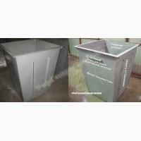 Мусорные контейнеры и баки для мусора, изготовление в Днепре