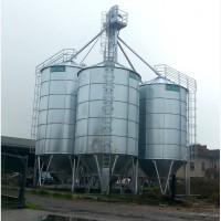 Силос зерновой с конусным днищем 131 т