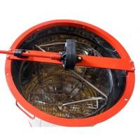 Медогонка 2-х рамочная с поворотом кассет (производство АВВ-100)