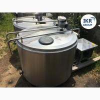 Танк охолоджувач молока Б / У ALFA LAVAL 500 відкритого типу об#039;ємом 500 літрів