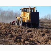 Послуги з обробітку землі