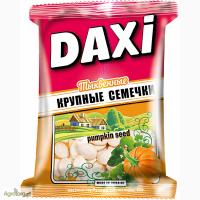 Жареные тыквенные семечки ТМ Дакси 50 г