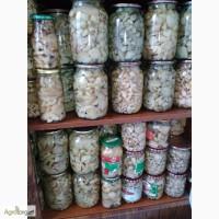 Продам грибы маслята, опята мариннованые