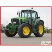 Продаётся БУ Трактор колесный JOHN DEERE 6930, 2008г.в., 5542м/ч