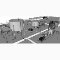 Оборудование производства сапропелевой жидкой травы