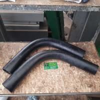 Патрубок радиатора комбайн ДОН-1500Б (ЯМЗ-238 АК) 2шт