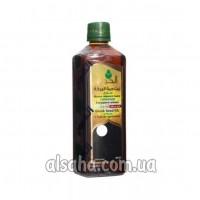 Сирийское нефильтрованное масло черного тмина Nigella Sativa 500 мл. El Hawag