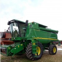 Комбайн зернозбиральний JOHN DEERE 9880 iSTS