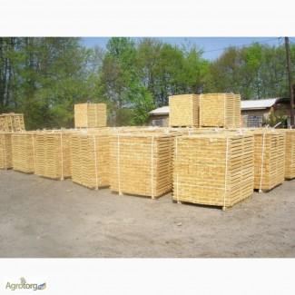 Закупаем палетную заготовку лиственных пород