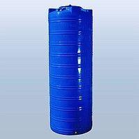 Бак, бочка для воды пластиковая вертикальная 1000 л