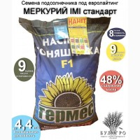 Семена подсолнечника под Евролайтинг Меркурий IMI стандарт