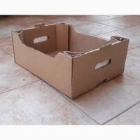 Коробки - ящики, (до 7 кг плодів)