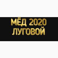 Продам мёд луговой, 2020 года. За 1 л 100 грн