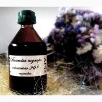 Настоянка підмору бджолиного спиртова 20% 100 мл
