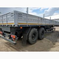 СТО произведет ремонт грузовых прицепов всех марок и типов