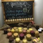 Крем мёд с семейной пасеки Харьков