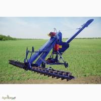 Зернопогрузчик, зернометатель ЗЗП-100
