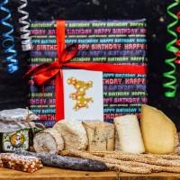 Happy Birthday - сирний подарунок до дня народження з доставкою