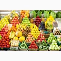 Оптовая поставка фруктов и овощей