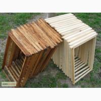 Улья, (улики), лежаки, дадан многокорпусные на 300 и 145 рамку для пчел